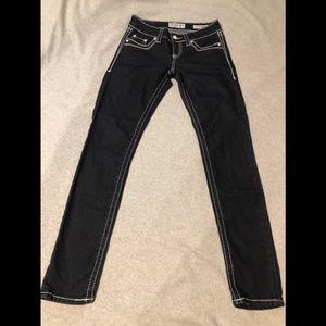 Women's Daytrip LYNX Skinny Jeans SZ 26 R